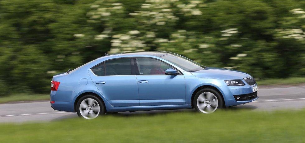 Škoda Octavia, ilustrační foto