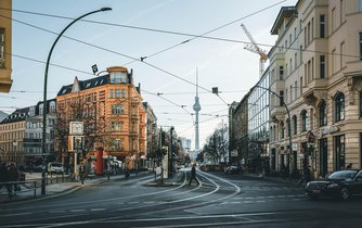 Berlín, ilustrační foto