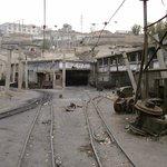 Uhelný důl v Číně, ilustrační foto