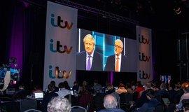 Debata Johnson vs Corbyn, ilustrační foto