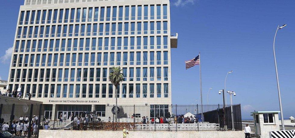 Ambasáda USA na Kubě