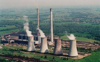 Elektrárna Dětmarovice, ilustrační foto