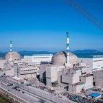 Dva nové bloky elektrárny Taišan v Číně. Každý z nich má instalovaný výkon 1,66 GW.