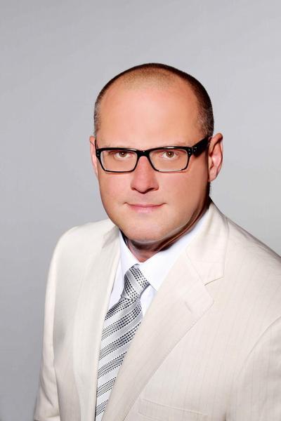 Ředitel Nemocnice Na Bulovce MUDr. Petr Zajíc.
