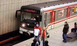 Praha bude moci nasadit autopiloty v metru - ilustrační foto
