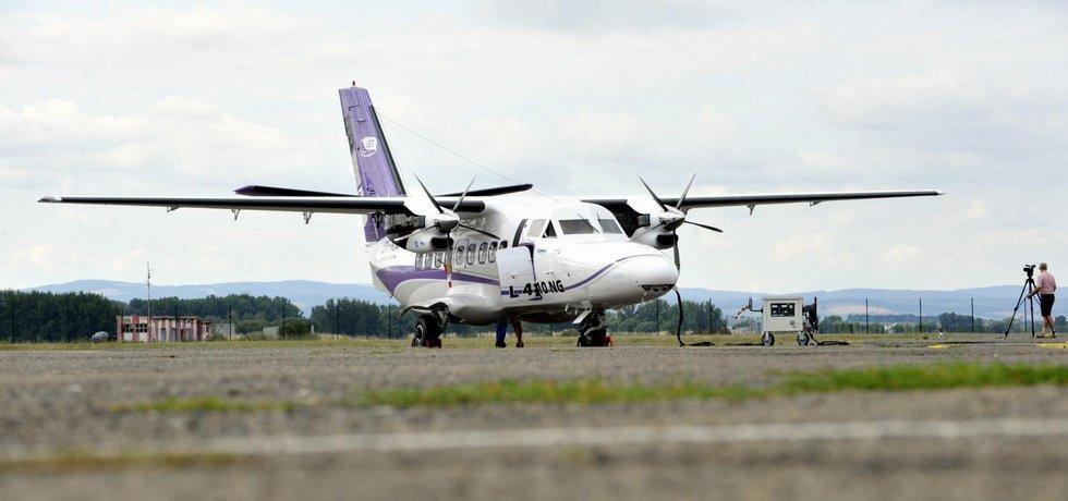 Letoun L-410 NG, ilustrační foto