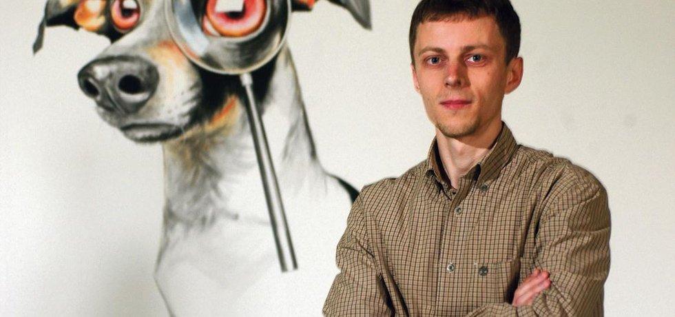 Ivo Lukačovič, archivní foto