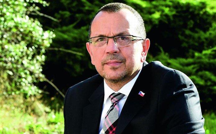 Jaroslav Foldyna, jediný poslanec ČSSD z Ústeckého kraje