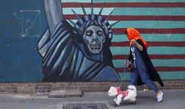 Írán, ilustrační foto