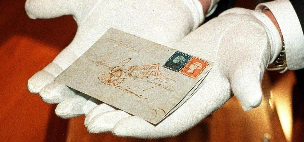 Český miliardář koupil za 65 milionů vzácný dopis s Červenými Mauritii 16fae11a7db