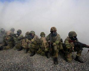 Vojáci české armády