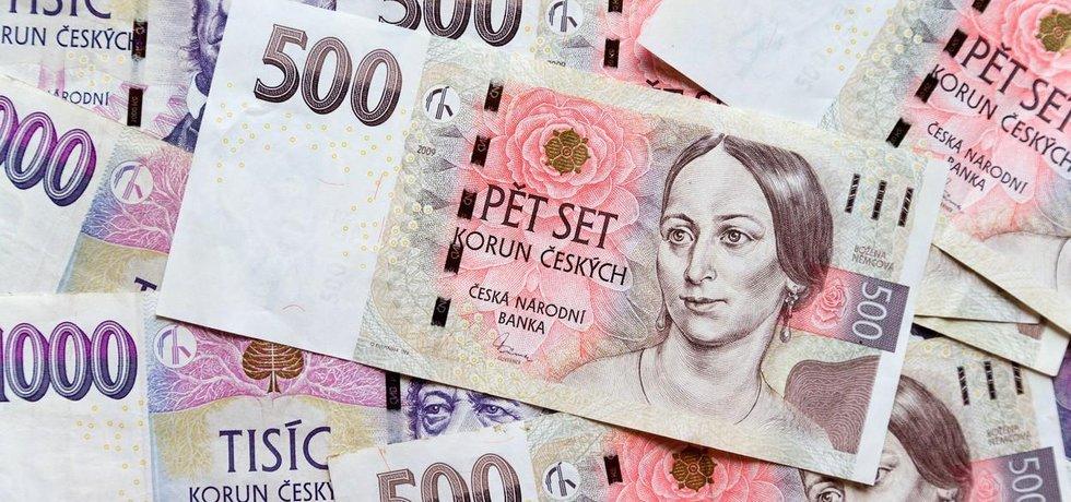 HDP České republiky nadále roste, ilustrační foto