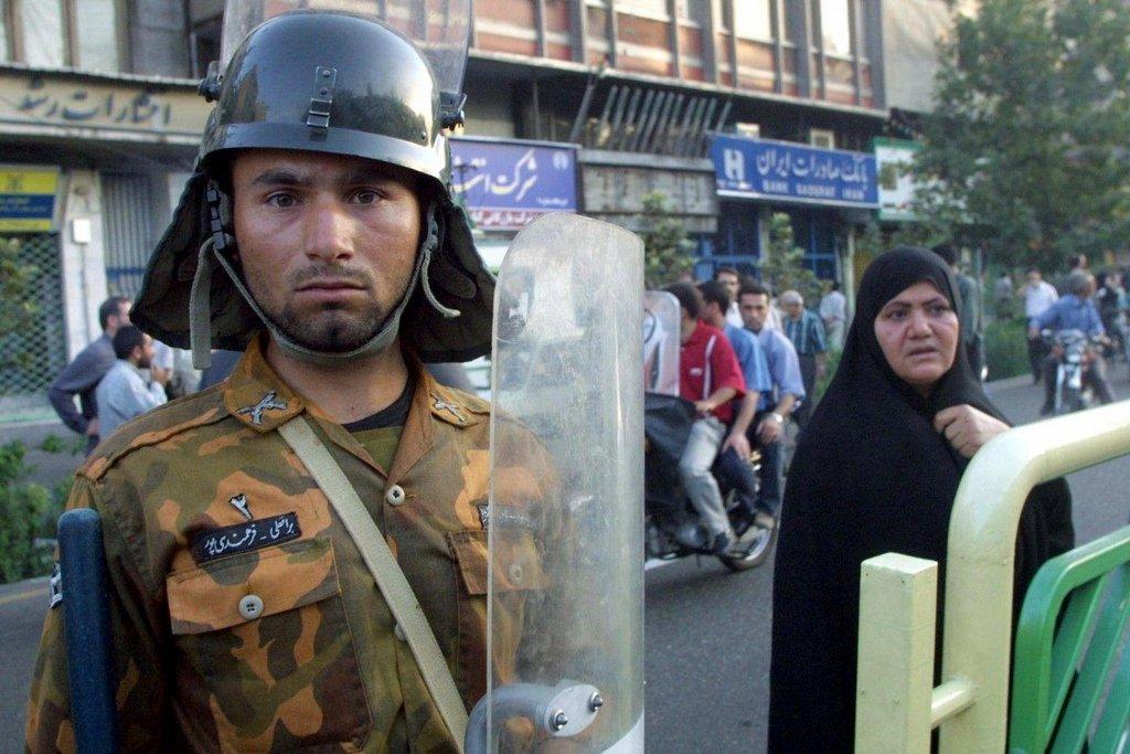 Každodenní život v Teheránu