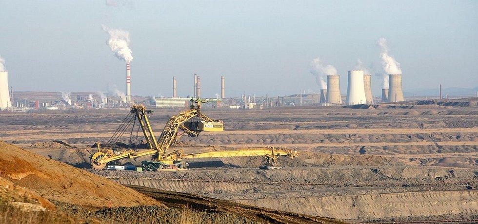 Severní energetická - ilustrační foto