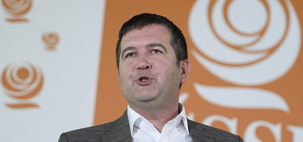 Předseda ČSSD Jan Hamáček
