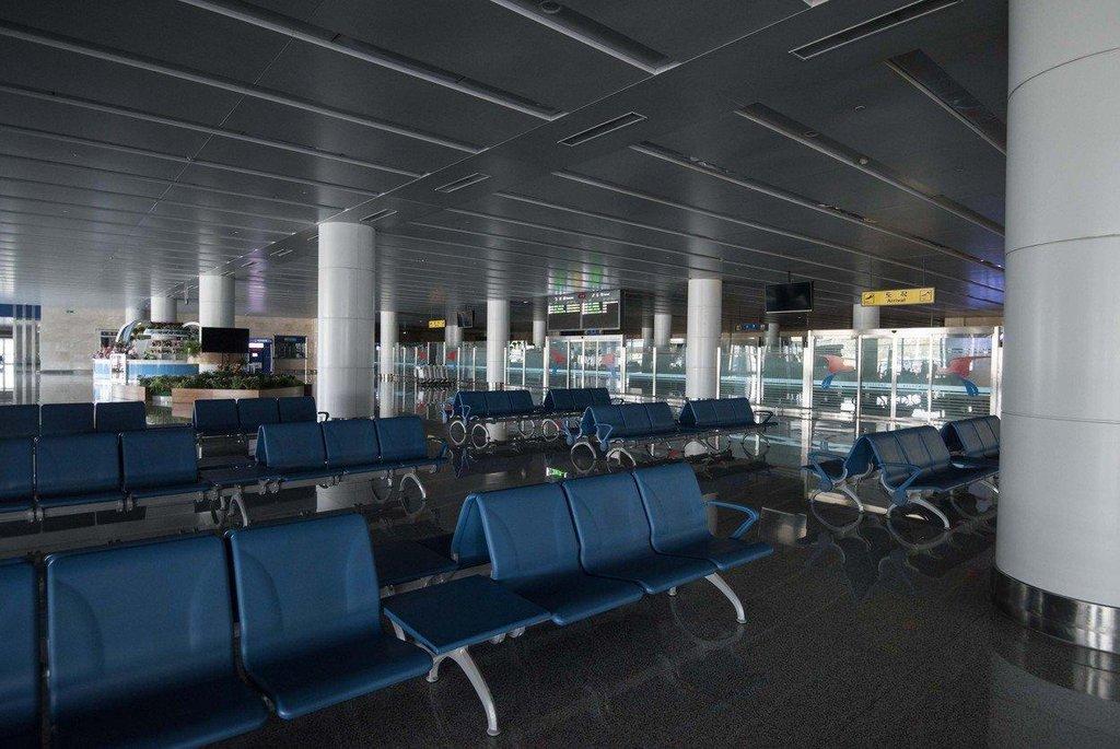 Letiště v Pchjongjangu