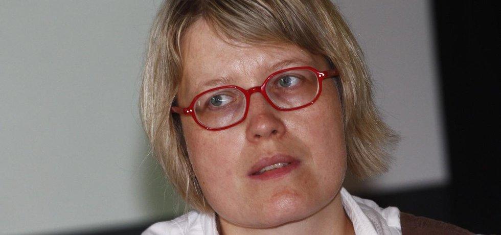 Pražská opozice viní z krizí okolo IPR náměstkyni primátorky Krnáčové Petru Kolínskou.
