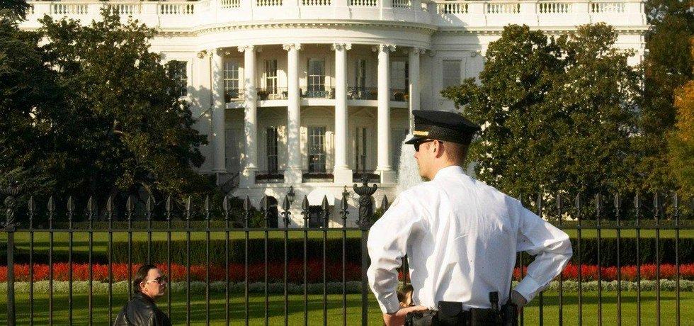 Bílý dům, ilustrační foto