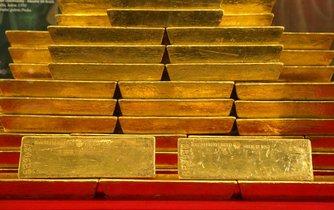 Zlaté cihly, ilustrační foto