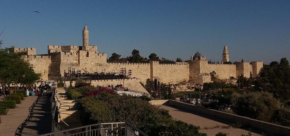 Hlavní turistickou atrakcí Izraele je bezesporu jeruzalémské Staré Město.