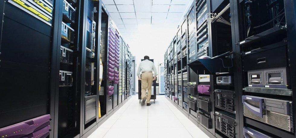 Praha vybrala dodavatele datového centra