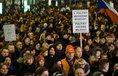 Několik tisíc lidí přihlíželo na Václavském náměstí Koncertu pro budoucnost