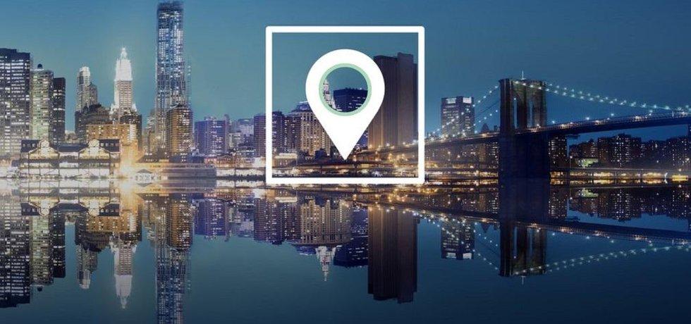 Lokace podle GPS, ilustrační foto