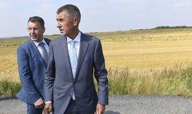 Babiš navrhl odvolání Kremlíka. Ministerstvo dopravy má trvale řídit vicepremiér Havlíček