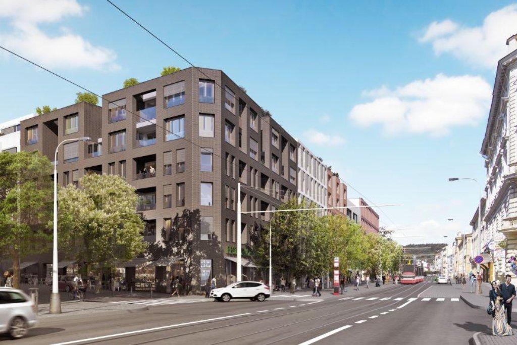 Jedná se o největší developerský projekt v novodobé historii Prahy.