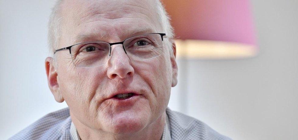 Sinolog Gerry Groot