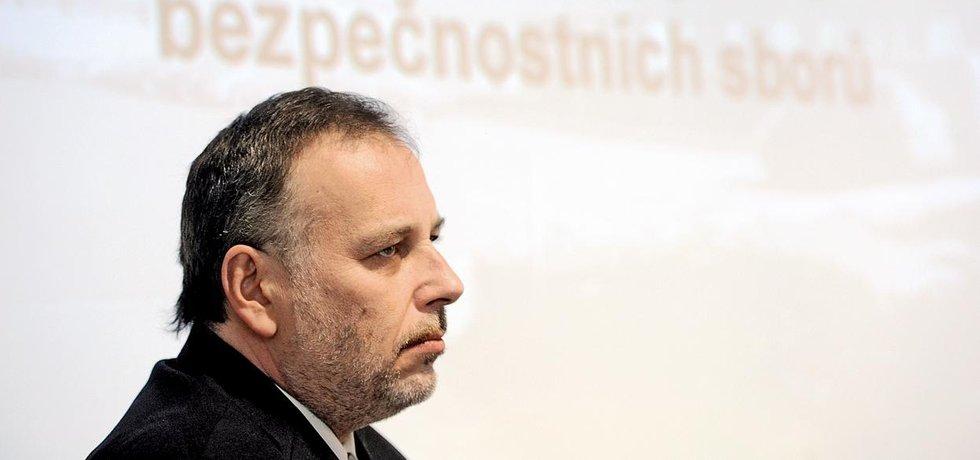 Bývalý šéf GIBS Ivan Bílek