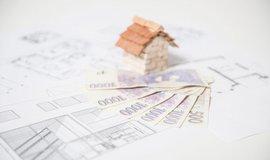 Zájem o hypotéky opadá. Průměrná sazba v srpnu klesla na 2,61 procenta
