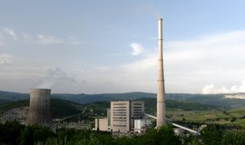 Elektrárna Pljevlja Černá Hora