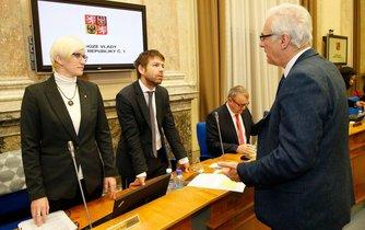 Jednání vlády, ilustrační foto