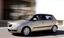 Škoda Fabia II 1.4 TDI DPF