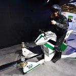 Létající motorka má dubajské policii pomoci honit zločince. Kvůli své konstrukci však může být hodně nebezpečná svému okolí.