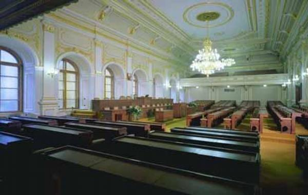 poslanecká sněmovna, parlament