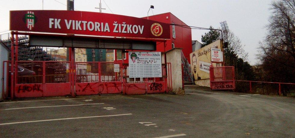 Žižkovský fotbalový stadion