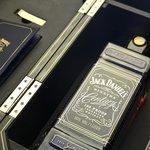 Limitovaná edice Jack Daniel's hrající Franka Sinatru