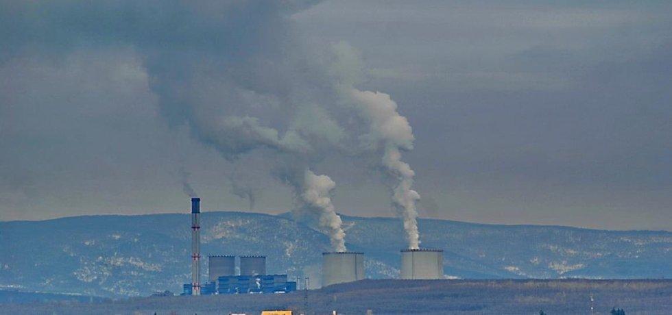 Maďarská elektrárna Mátra