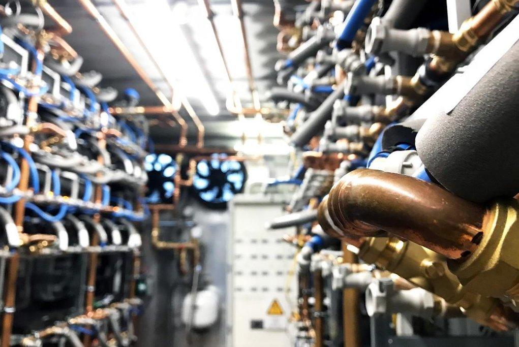 Řešení chlazení datového centra firmy Cloud&Heat.