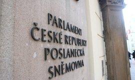 Poslanecká sněmovna Parlamentu České republiky, ilustrační foto
