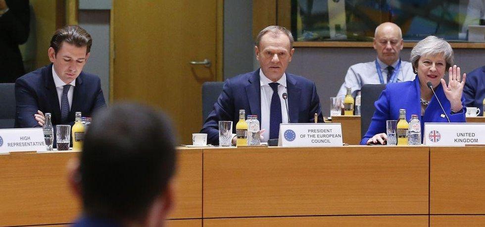 Summit EU v Bruselu