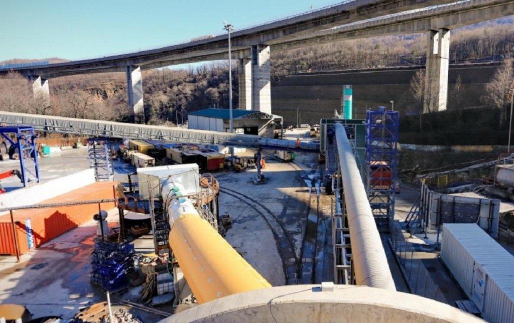 Přípravné práce pro ražbu tunelu mezi Lyonem a Turínem na francouzské straně již započaly.