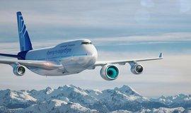 Obří jumbo jako ideální testovací zařízení. Rolls-Royce zkouší letecké motory budoucnosti