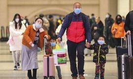 Glosa: Koronavirus řádí v Číně. CzechTourism si mne ruce a očekává příval turistů