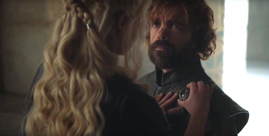 Tyrion Lannister - naživu