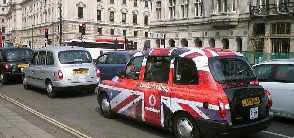 Doprava v Londýně má být v budoucnu bez aut.