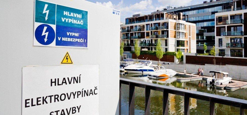 Praha potřebuje každý rok 5500 nových bytů, tvrdí developer (ilustrační fotografie)