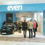 Na Islandu se otevřel první obchod s elektromobily.